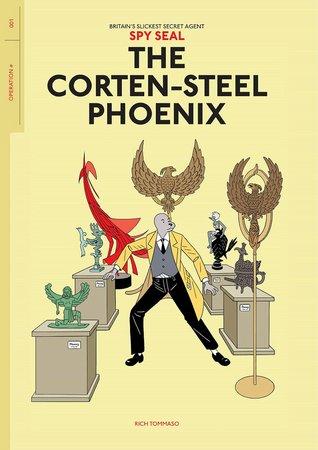 Spy Seal: The Corten-Steel Phoenix