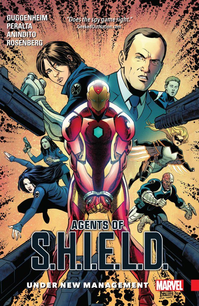 Agents of S.H.I.E.L.D.: Under New Management