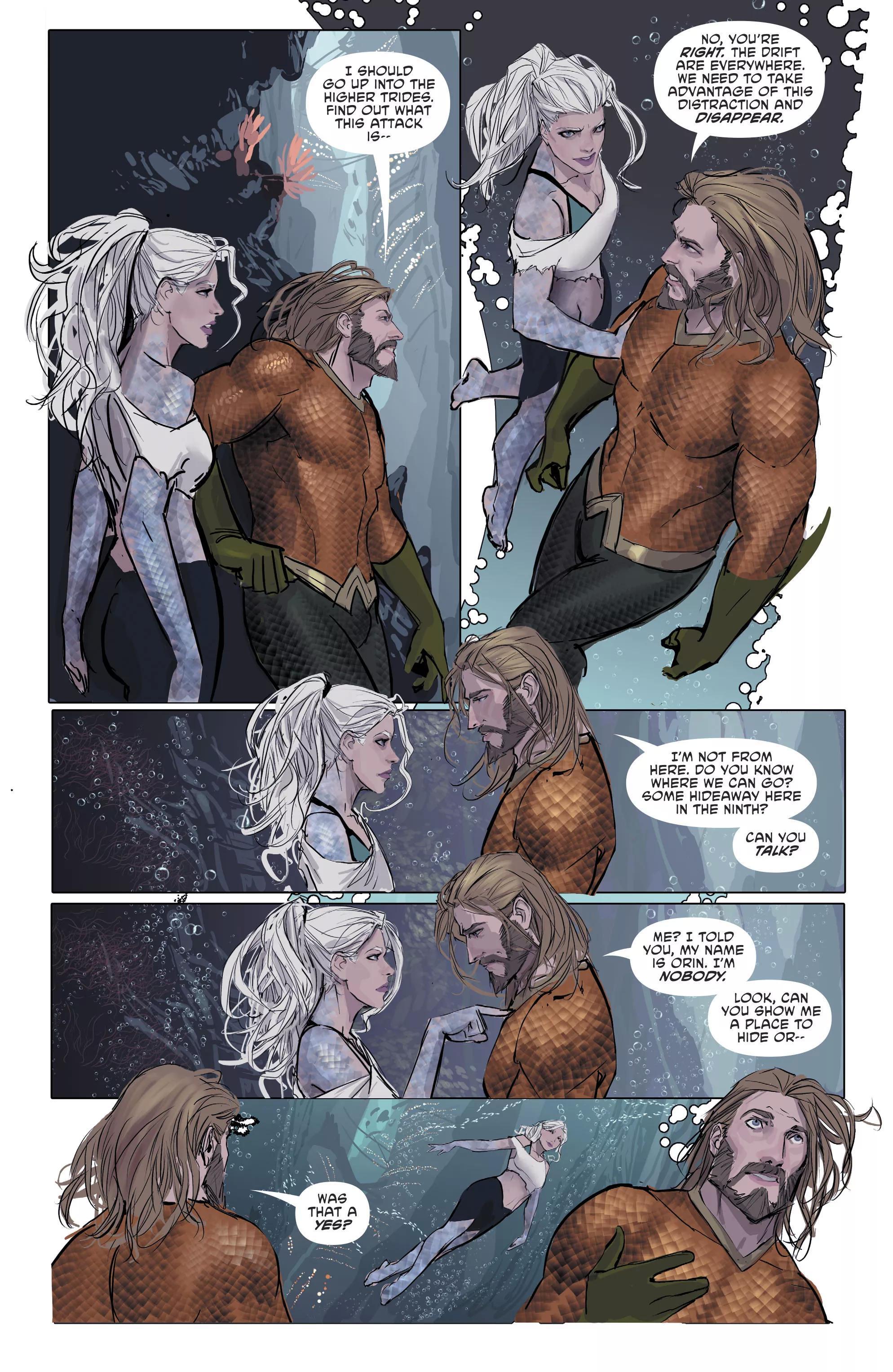 Aquaman V4 Underworld review
