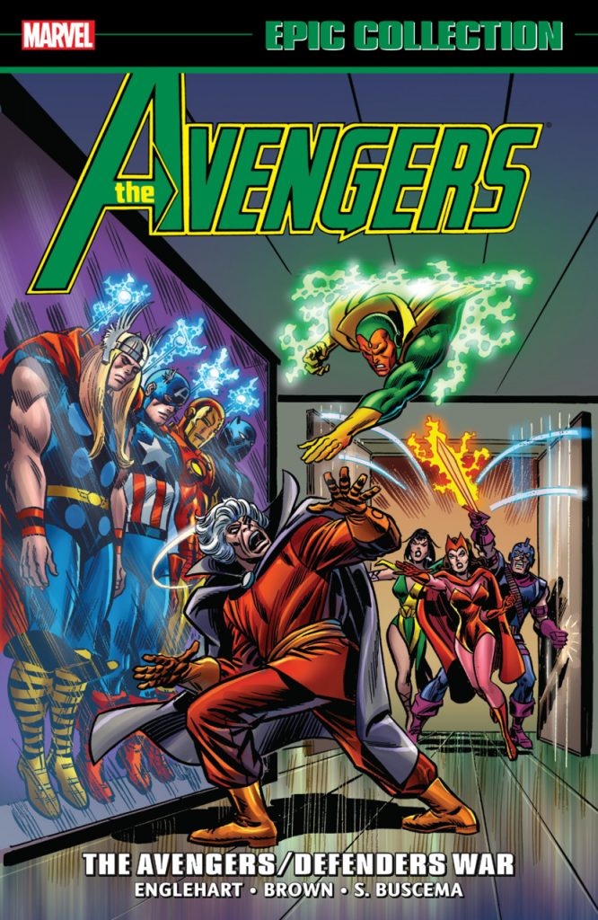 Marvel Epic Collection: The Avengers – Avengers Defenders War