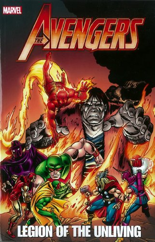 The Avengers: Legion of the Unliving