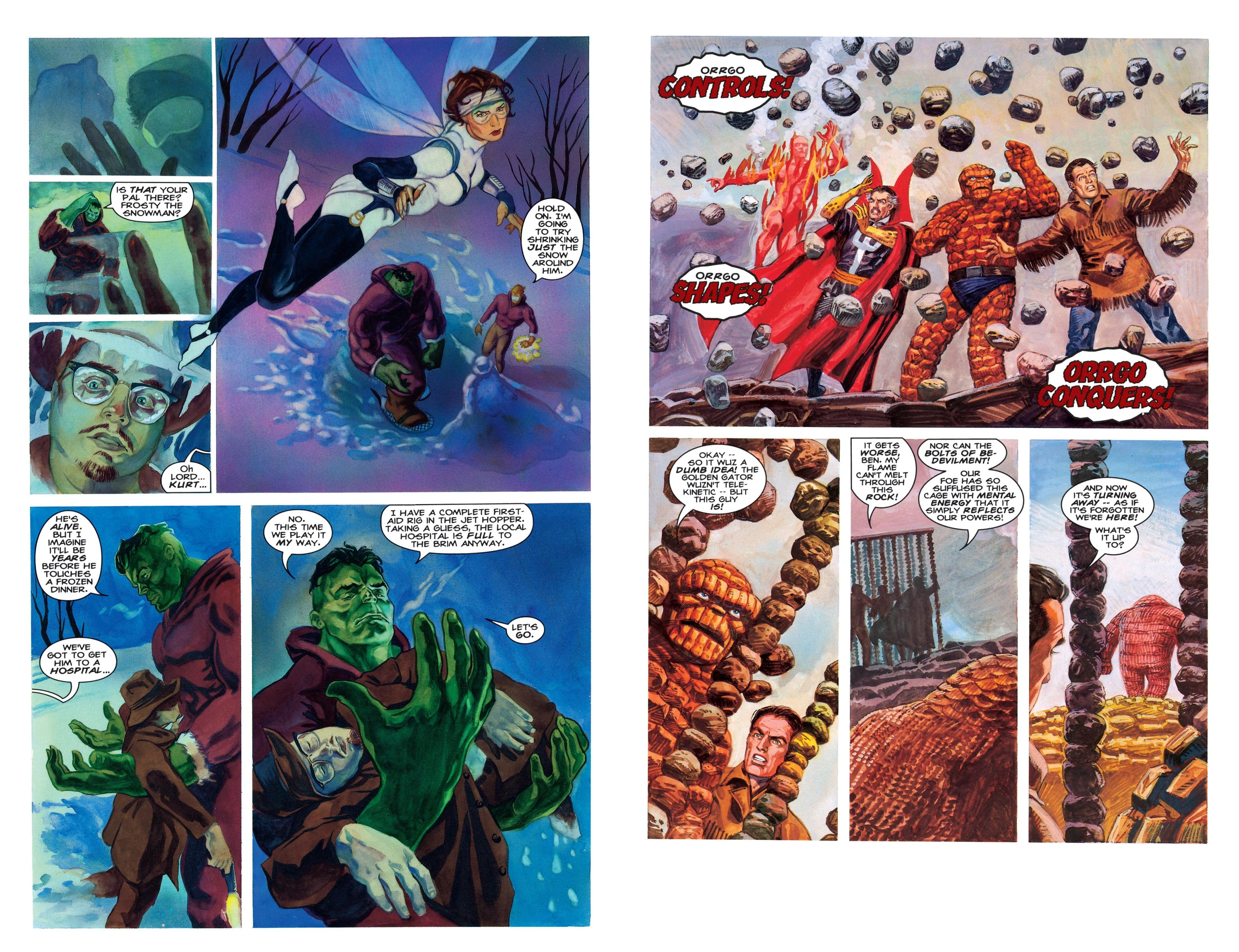 Avengers Tales To Astonish review