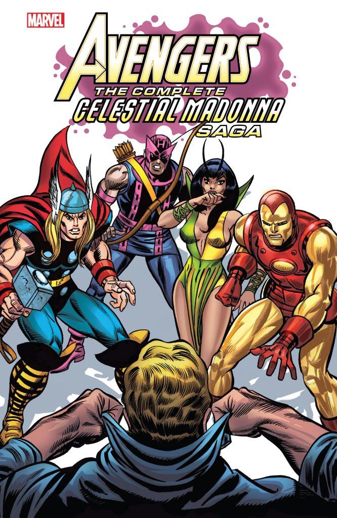 The Avengers: The Complete Celestial Madonna Saga