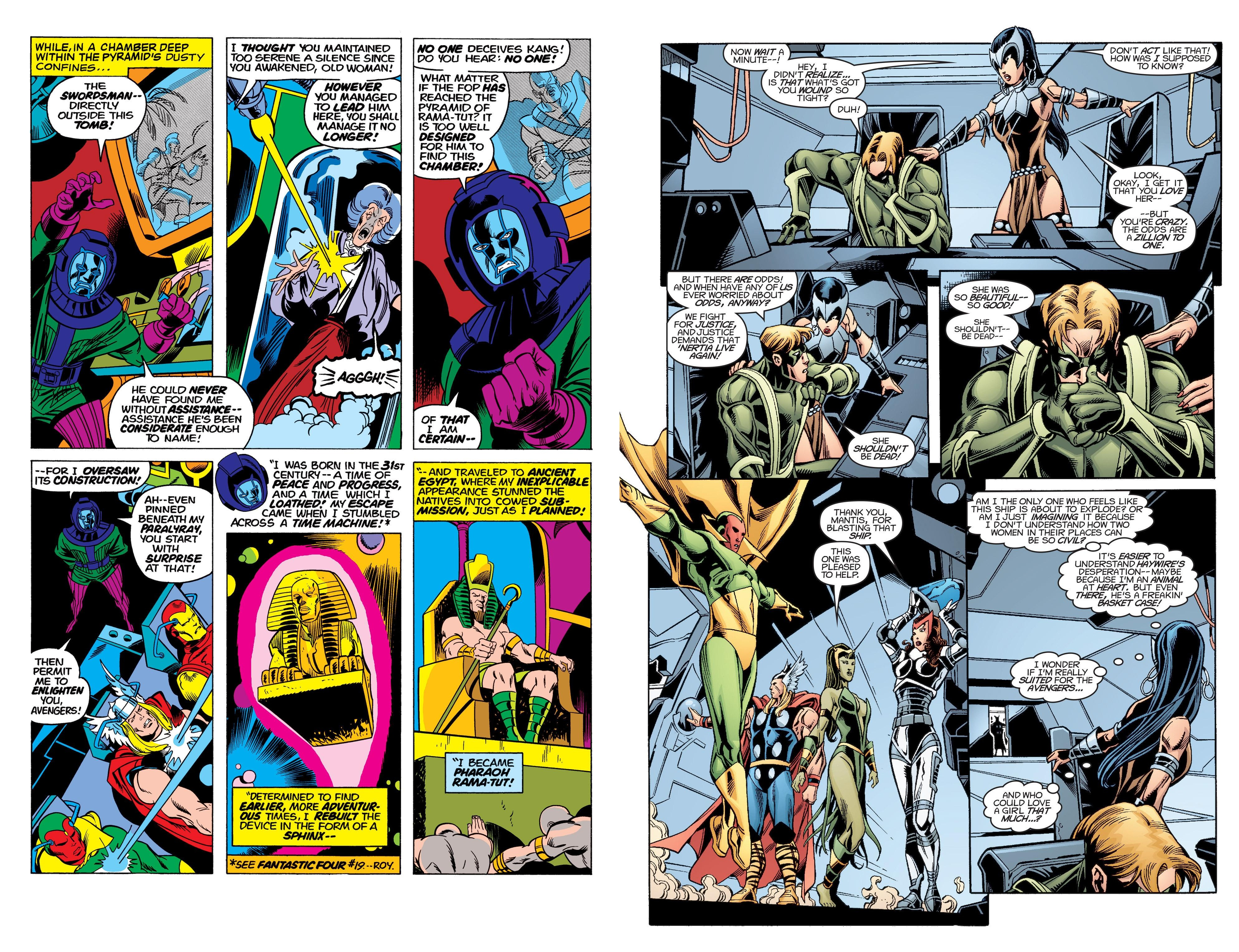 Avengers The Complete Celestial Madonna Saga review