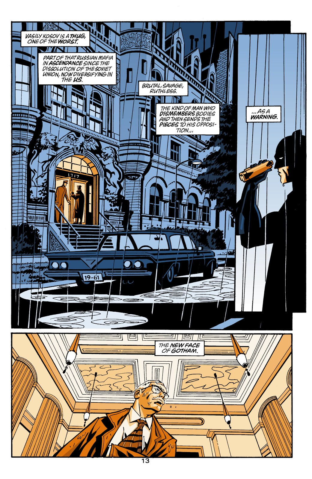 Batman New Gotham Volume 1 review