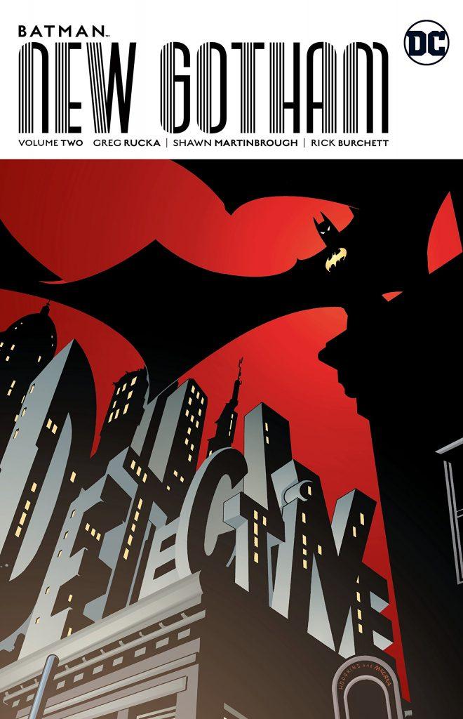 Batman: New Gotham Volume Two