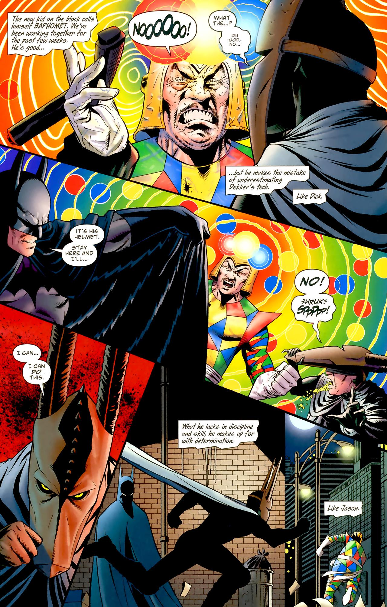 Batman The Widening Gyre review