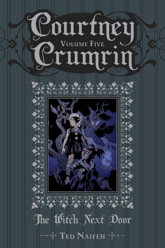 Courtney Crumrin: The Witch Next Door