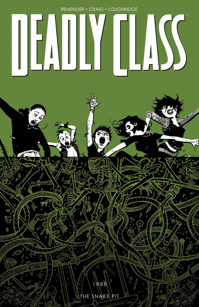 Deadly Class 3: The Snake Pit