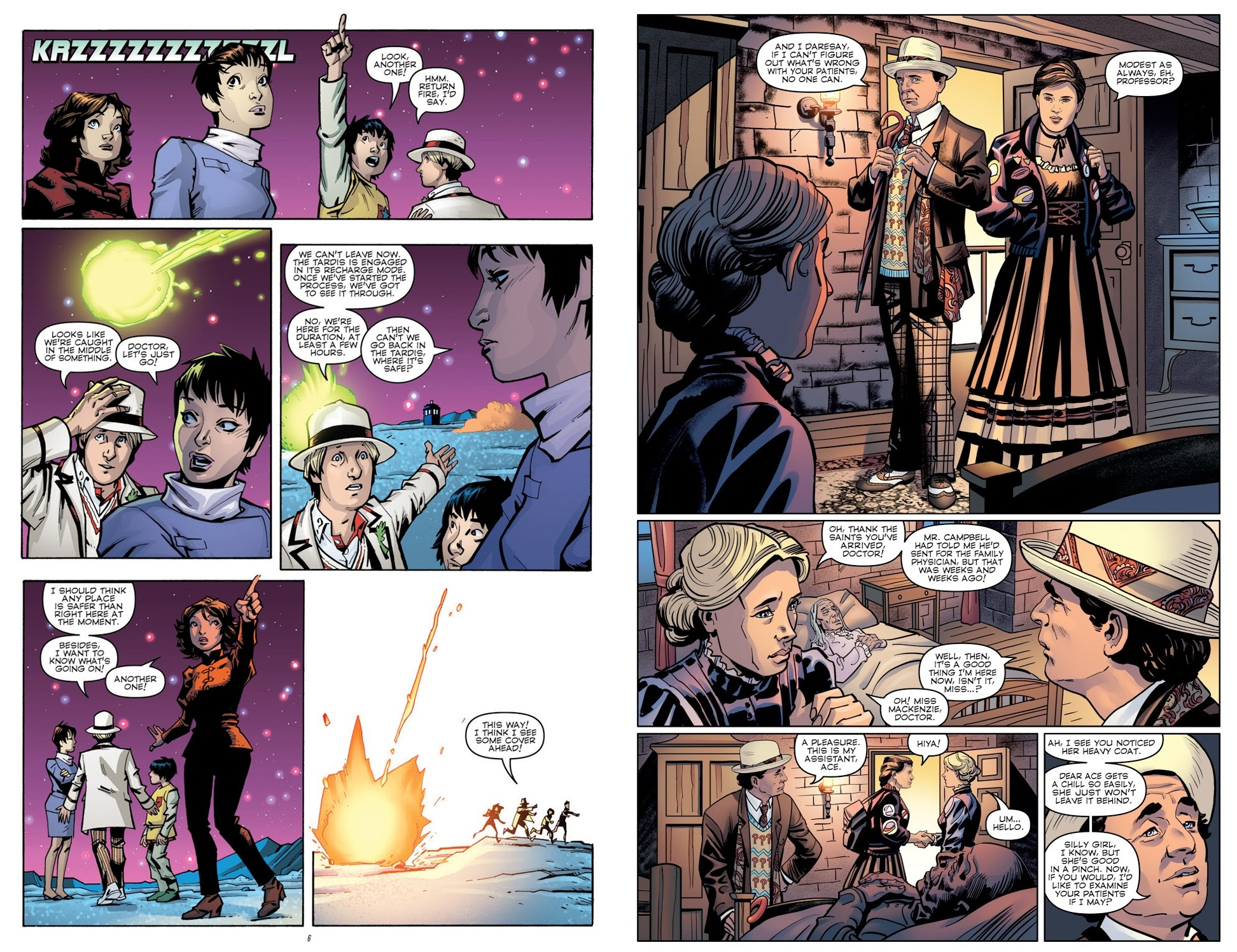Doctor Who Prisoners of Time vol 2 review