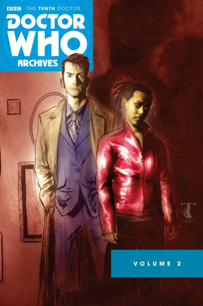 Doctor Who Archives: The Tenth Doctor Volume 2
