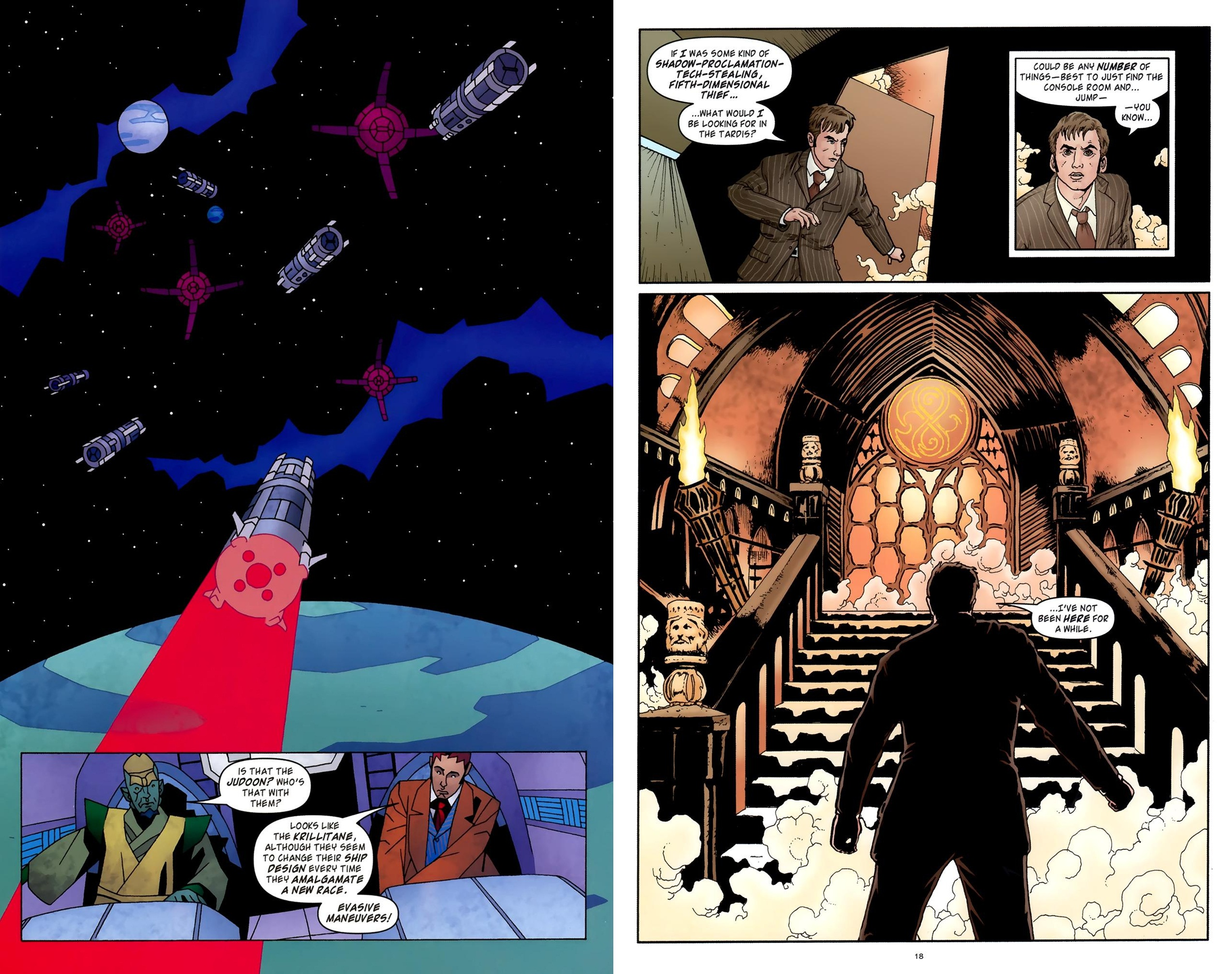 Doctor Who Tenth Doctor Archives 2 review