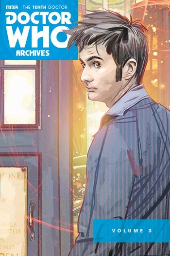 Doctor Who Archives: The Tenth Doctor Volume 3