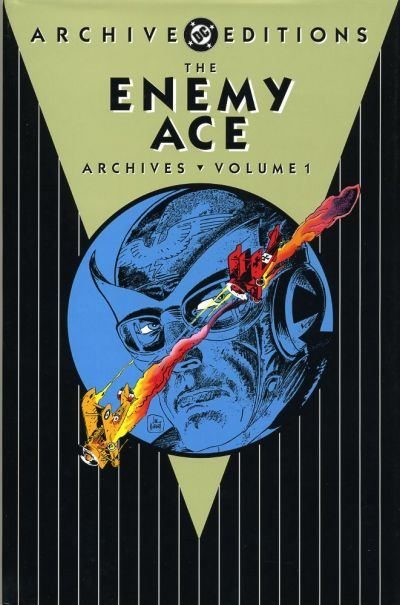 Enemy Ace Archives Volume 1