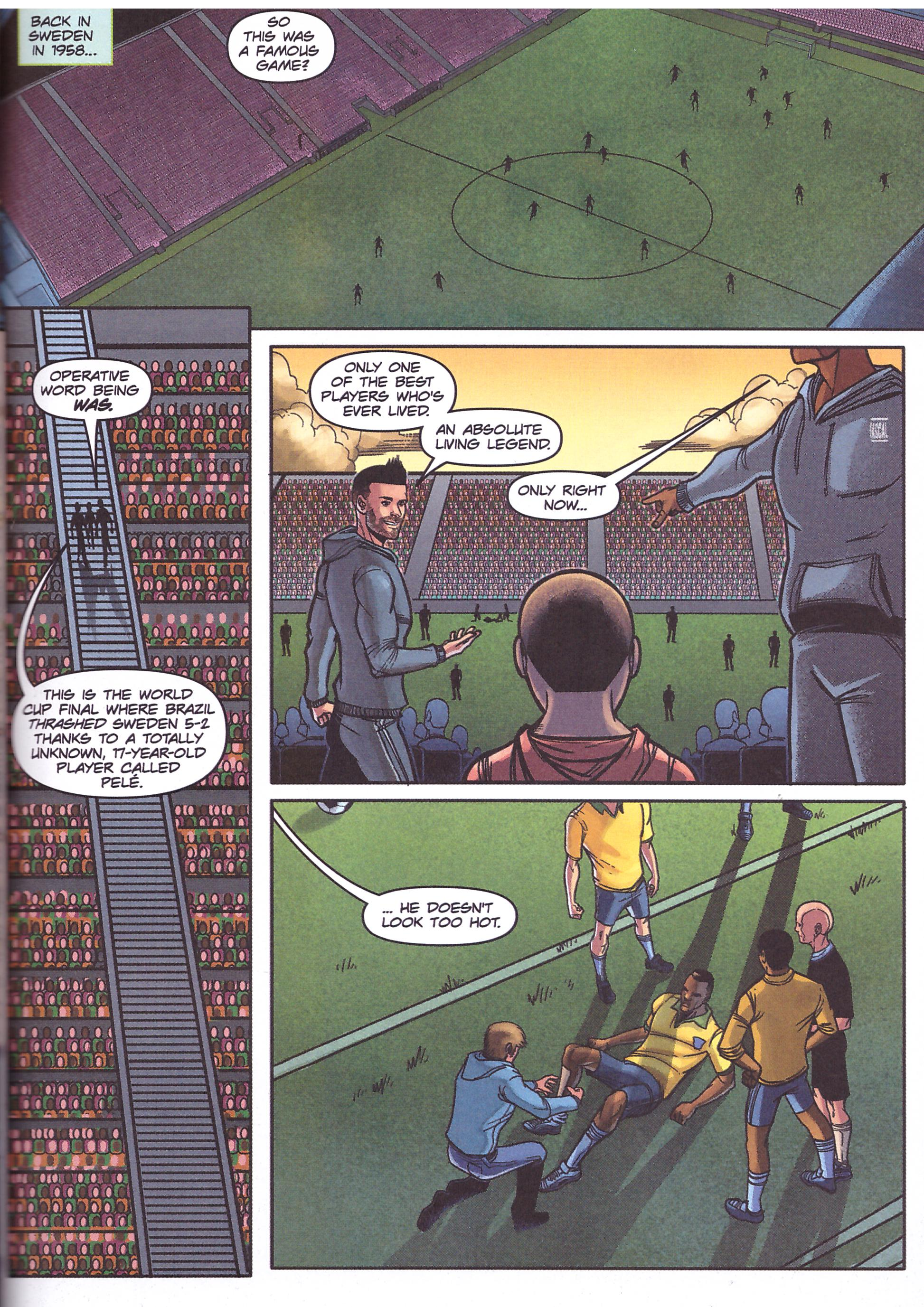 F2 Galaxy of Football review
