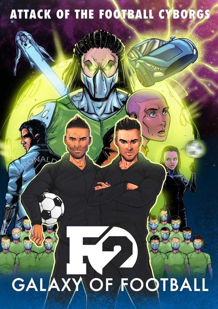 F2 Galaxy of Football: Attack of the Football Cyborg
