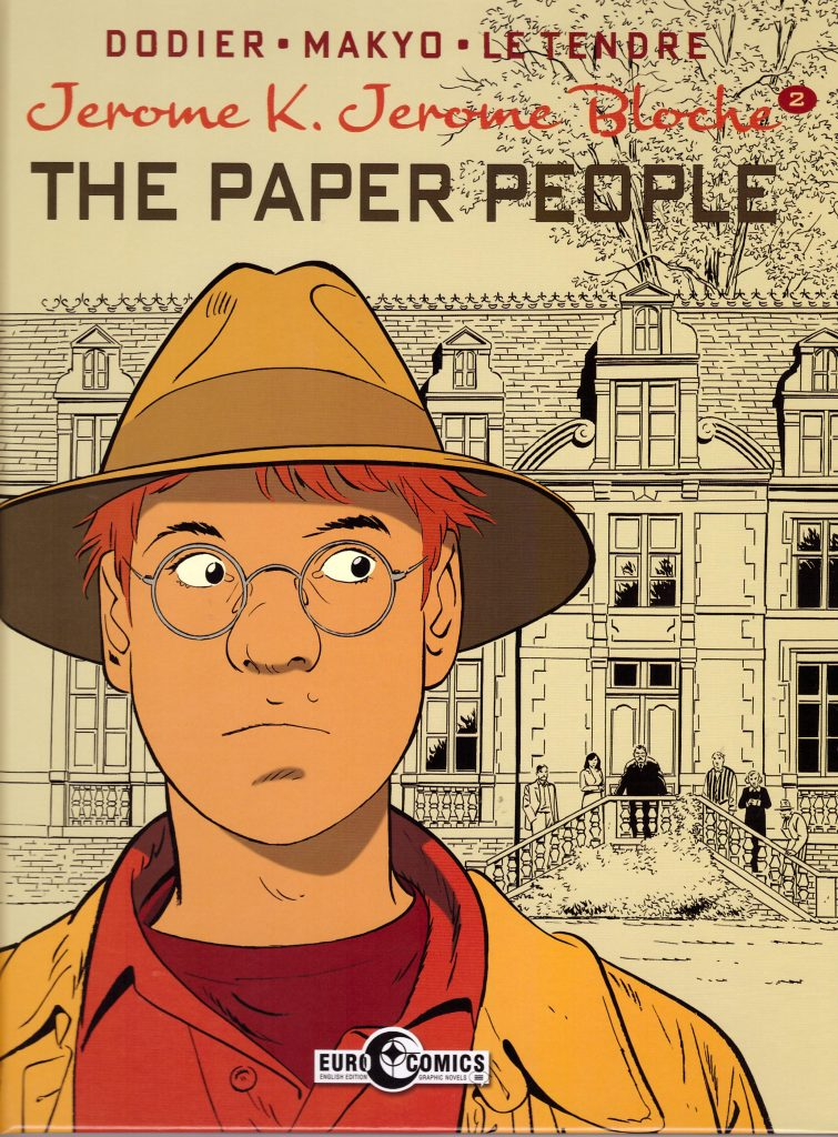 Jerome K. Jerome Bloche 2: The Paper People
