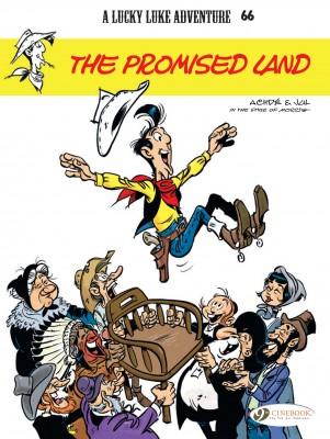 Lucky Luke: The Promised Land