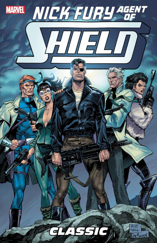 Nick Fury Agent of S.H.I.E.L.D. Classic