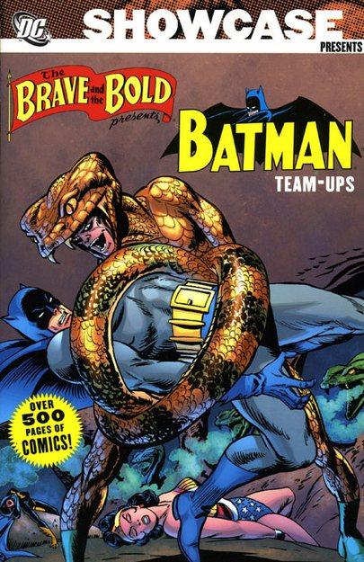 Showcase Presents the Brave and the Bold Batman Team-Ups