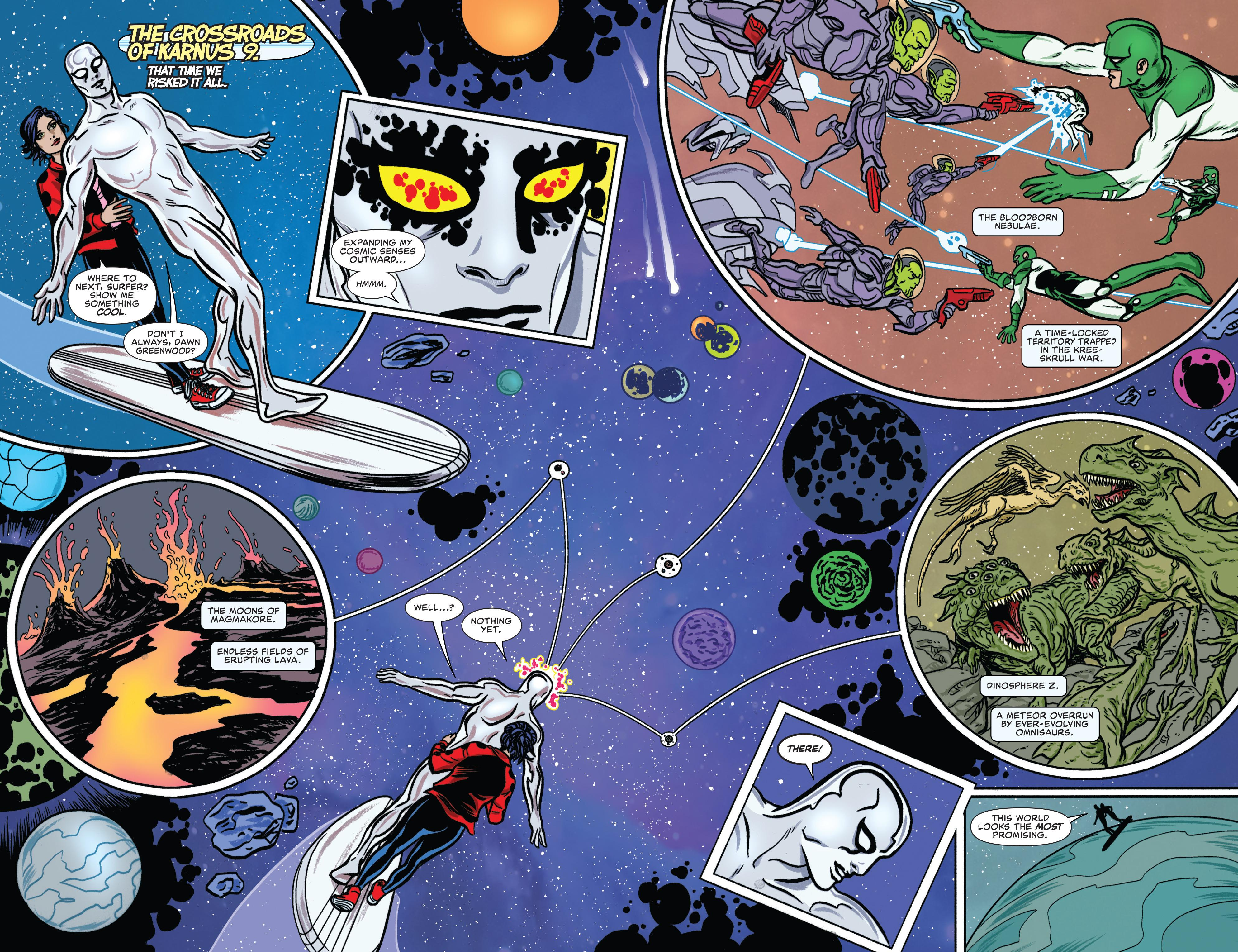 Silver Surfer - A Power Greater Than Cosmic review