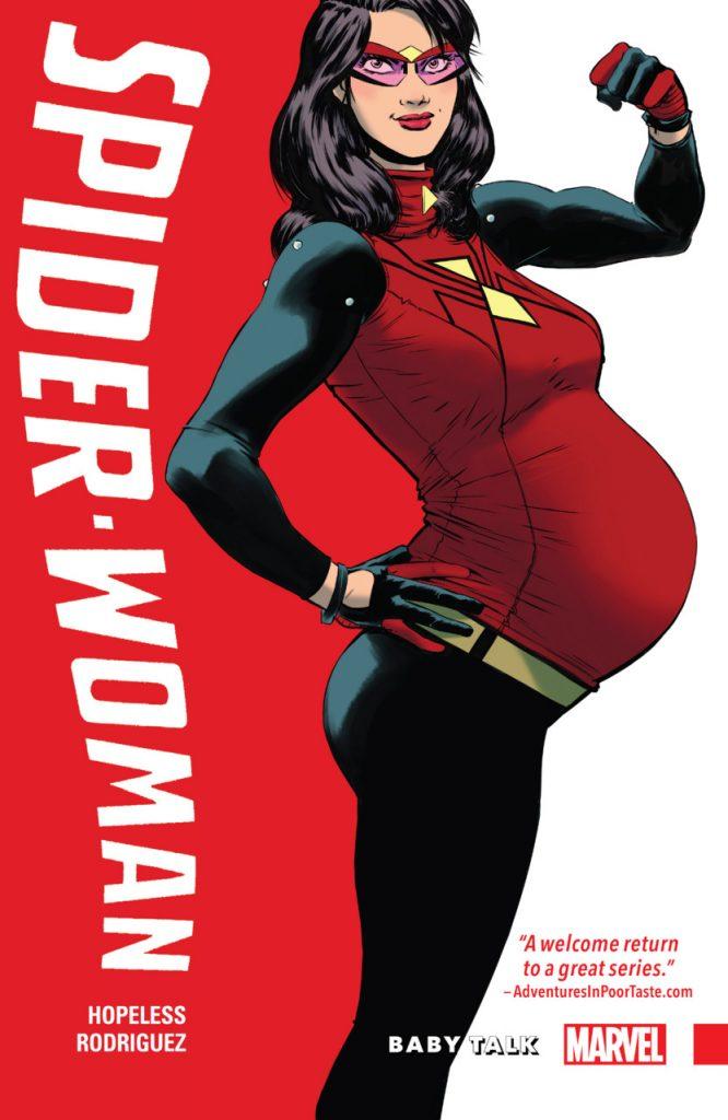 Spider-Woman: Baby Talk