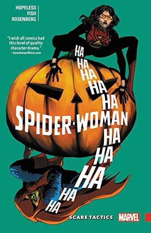 Spider-Woman: Scare Tactics