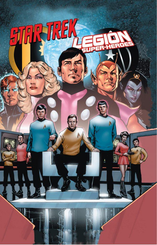 Star Trek/Legion of Super-Heroes