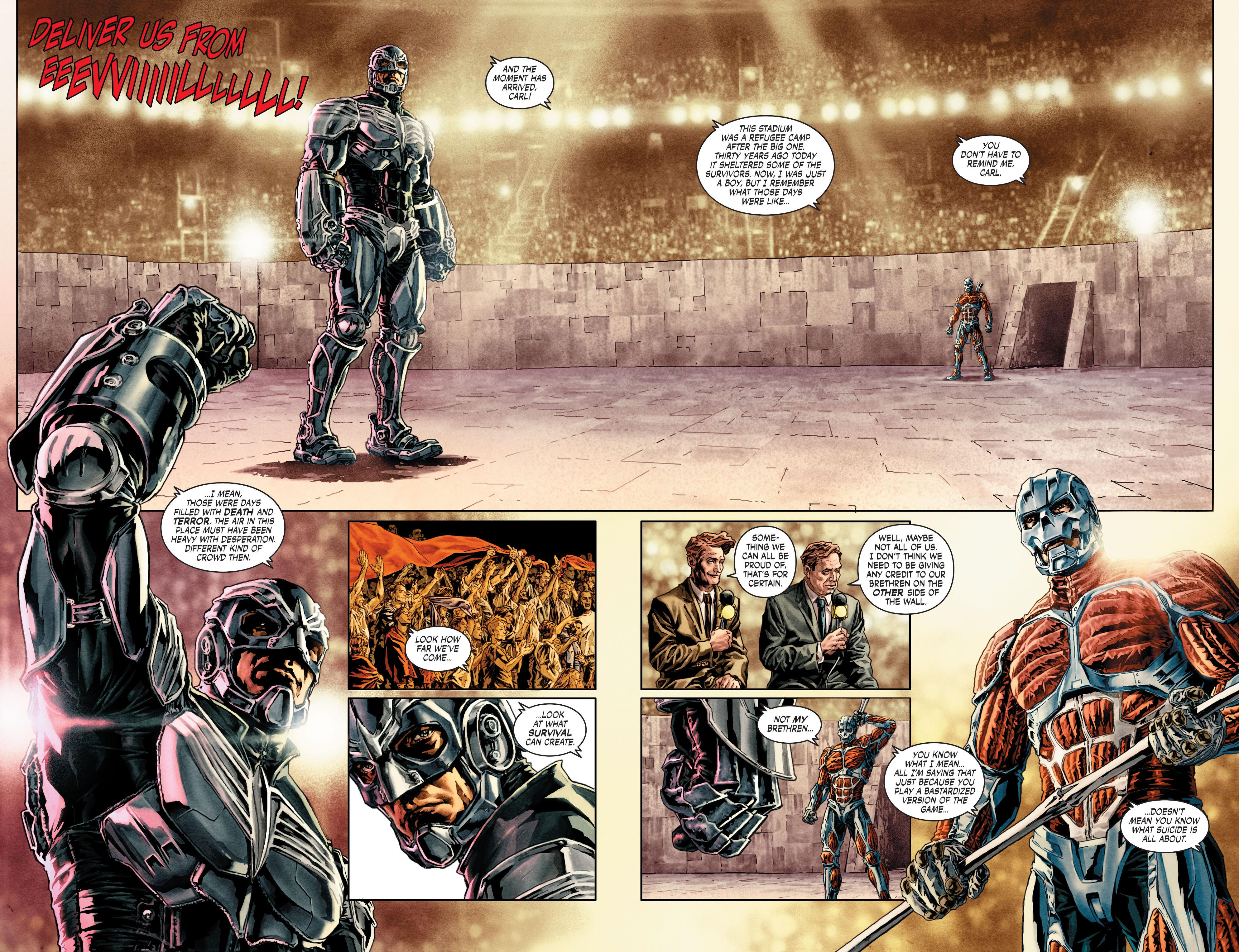 Suiciders graphic novel review