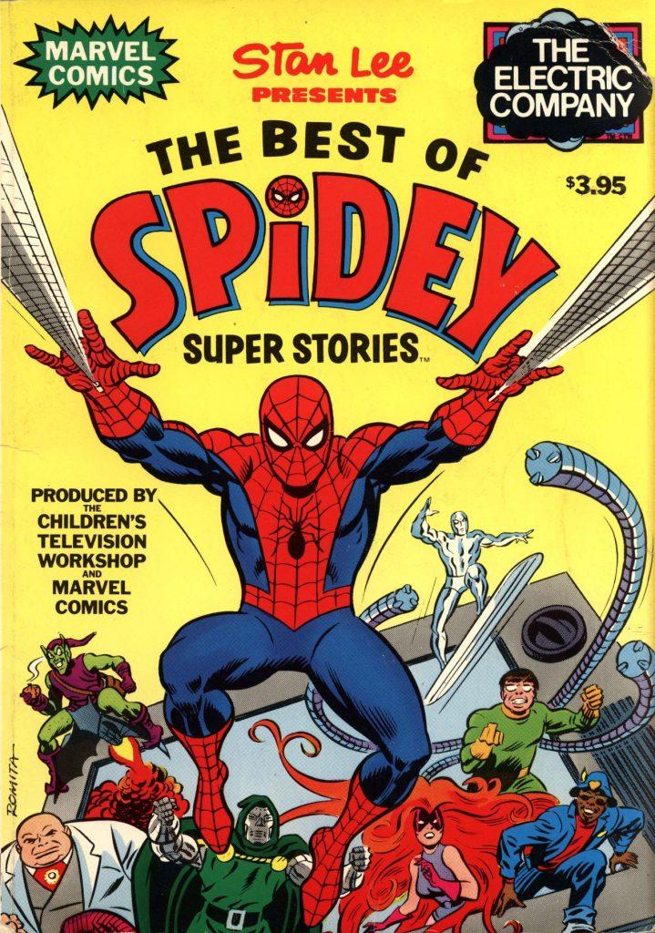 The Best of Spidey Super Stories