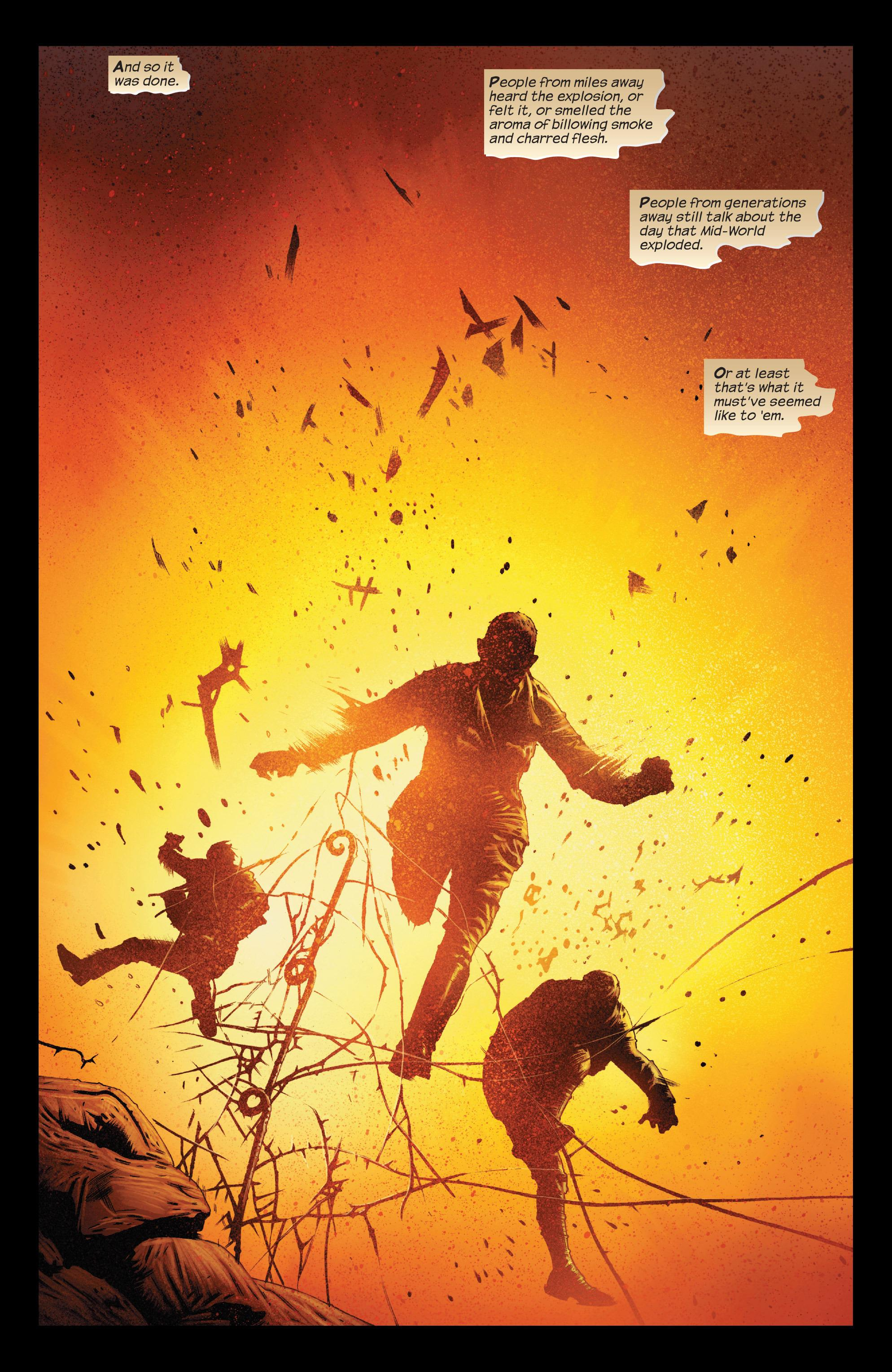 The Dark Tower Battle of Jericho Hill review