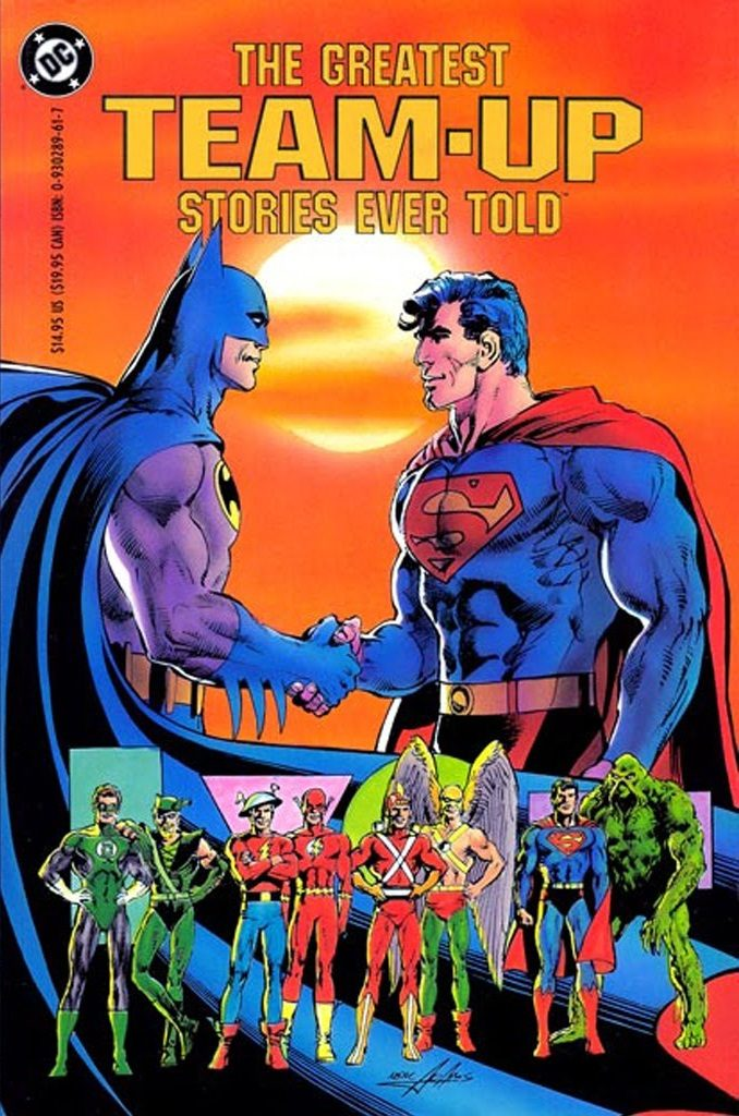 The Greatest Team-Up Stories Ever Told