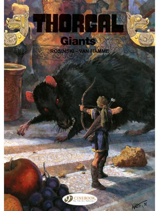 Thorgal: Giants