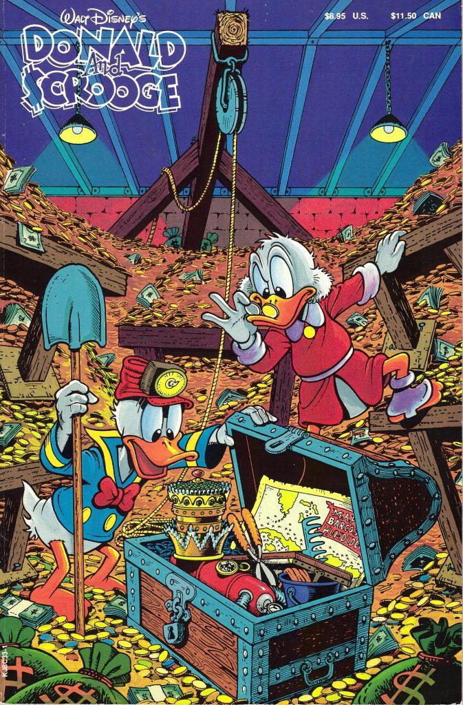 Walt Disney's Donald and Scrooge