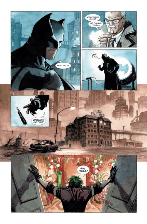 batman dark prince charming review
