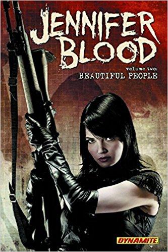 Jennifer Blood 2: Beautiful People