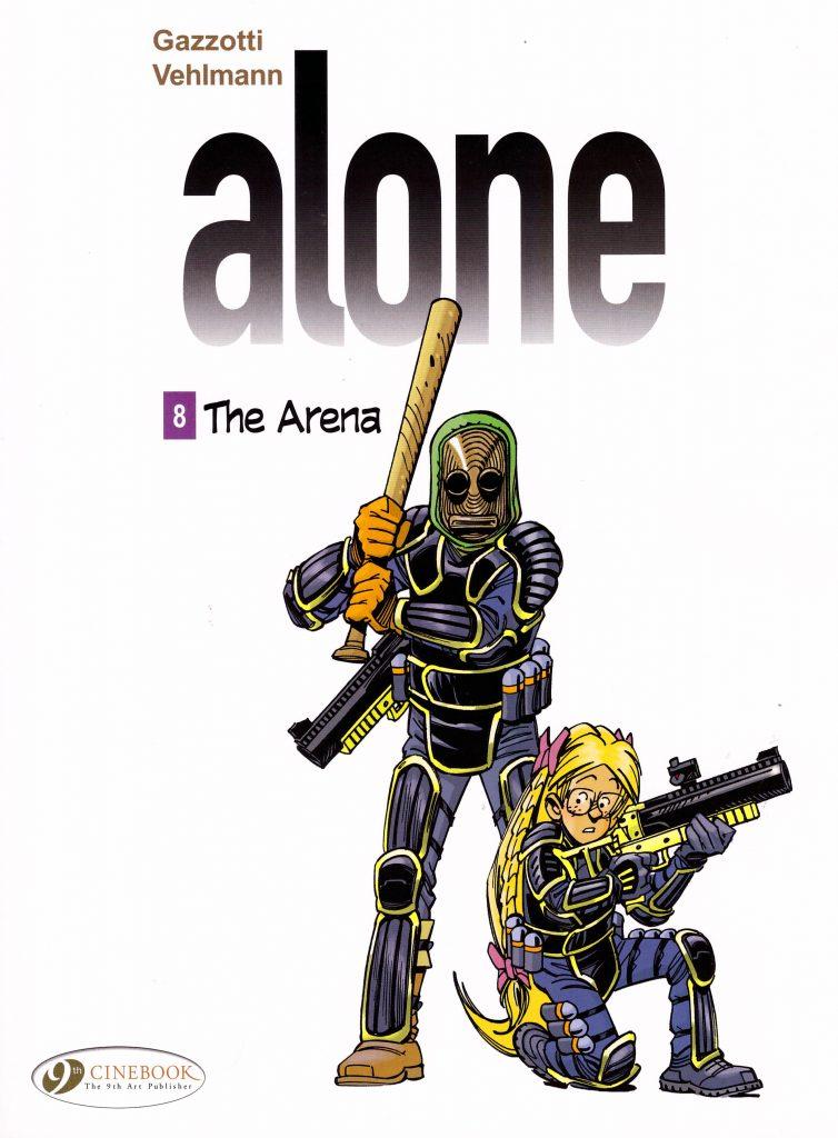 Alone 8: The Arena