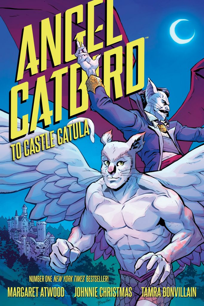 Angel Catbird: To Castle Catula