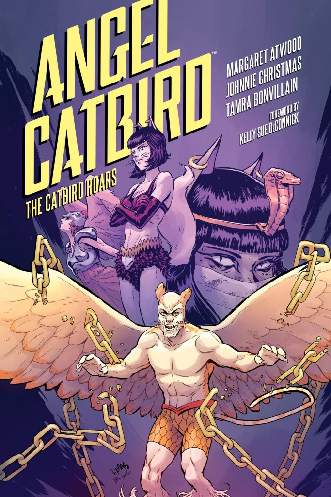 Angel Catbird: The Catbird Roars