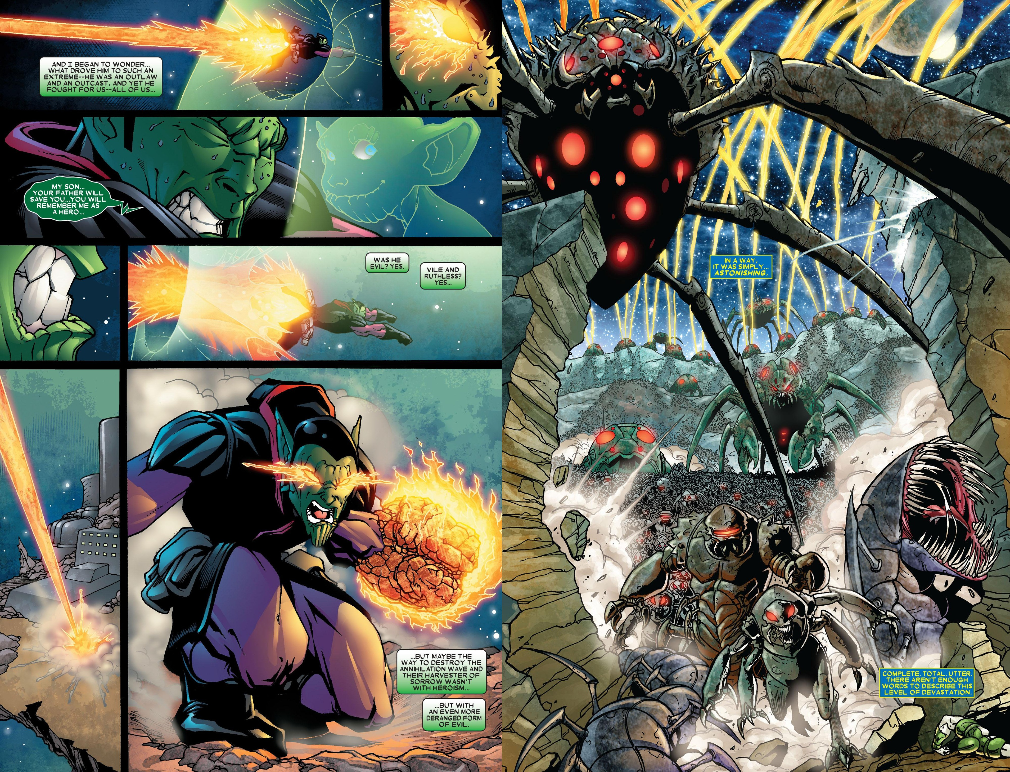 Annihilation The Complete Collection Vol 2 review