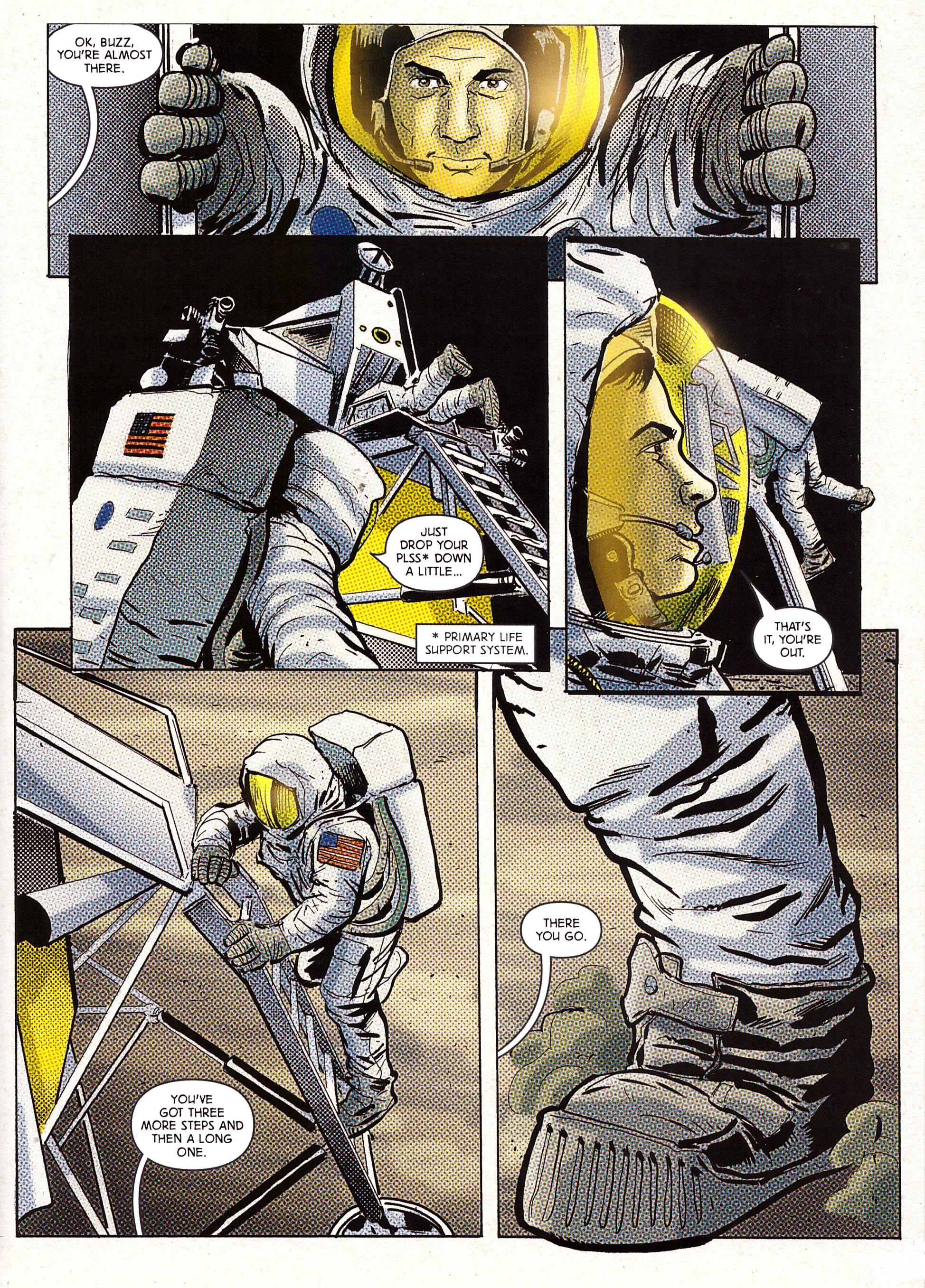 Apollo graphic novel review