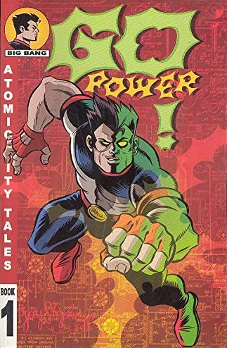 Atomic City Tales Book 1: Go Power!
