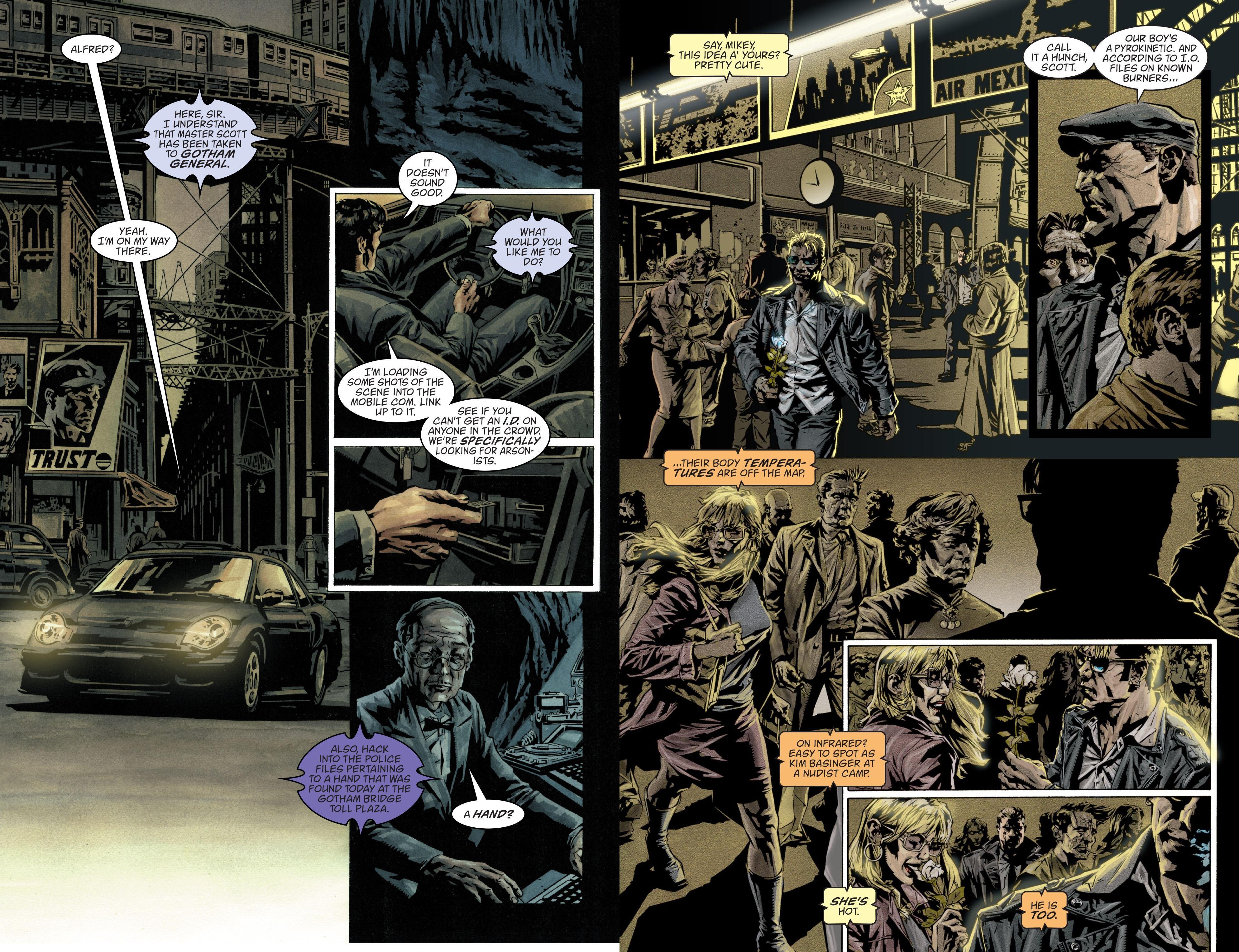 Batman Deathblow After the Fire review