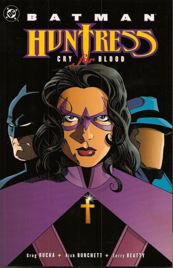 Batman: Huntress – Cry for Blood