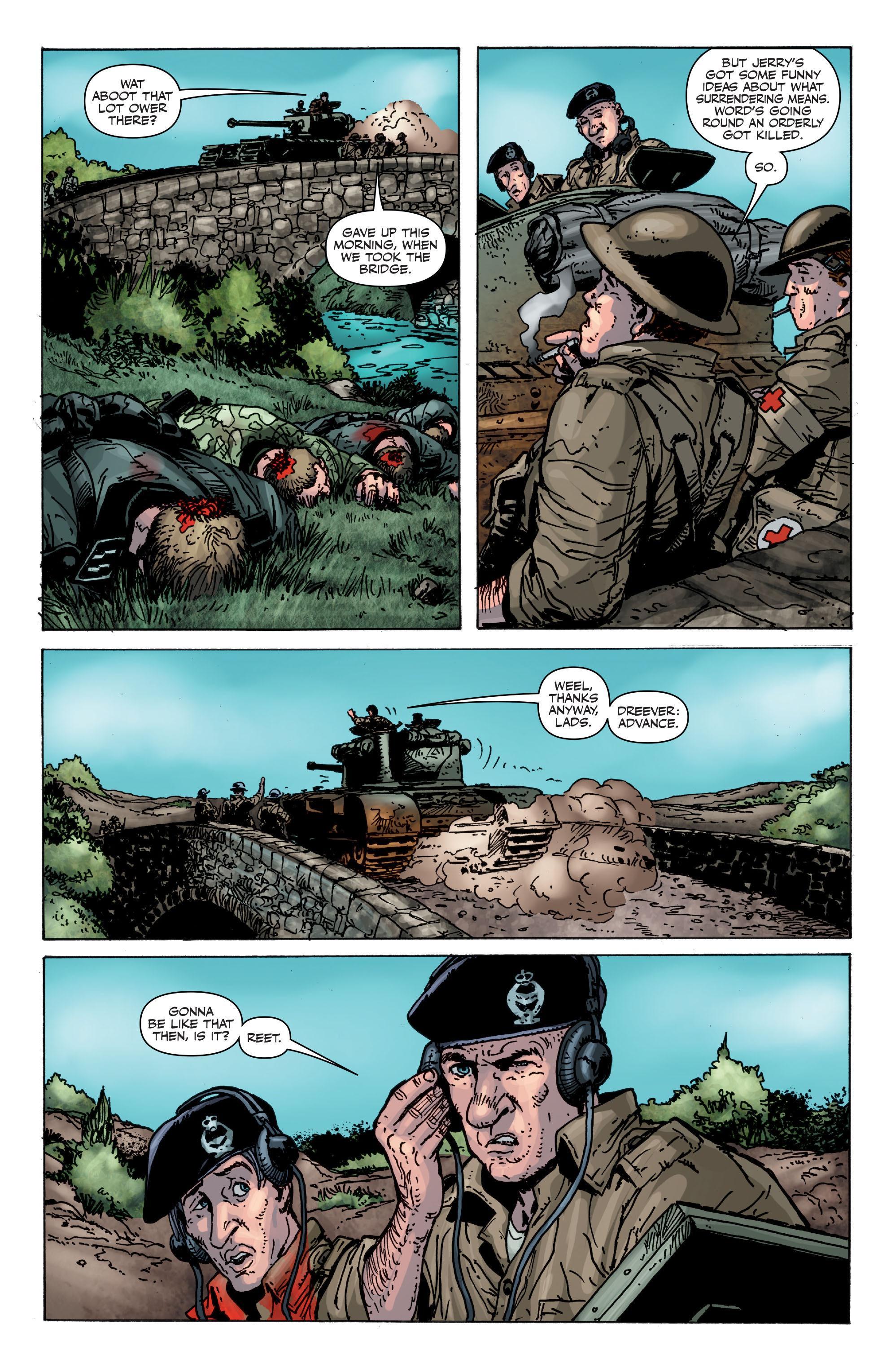 Battlefields The Tankies review