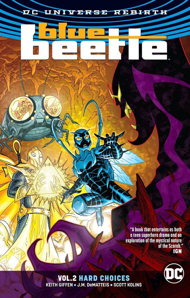 Blue Beetle Vol. 2: Hard Choices