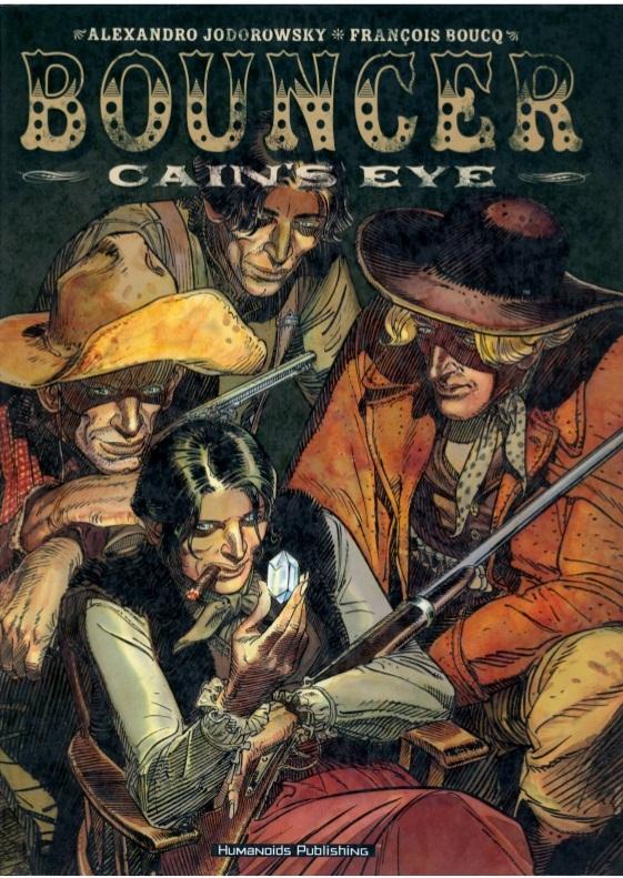 Bouncer: Cain's Eye
