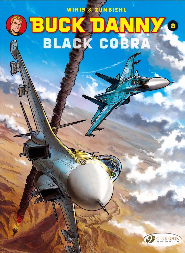 Buck Danny: Black Cobra