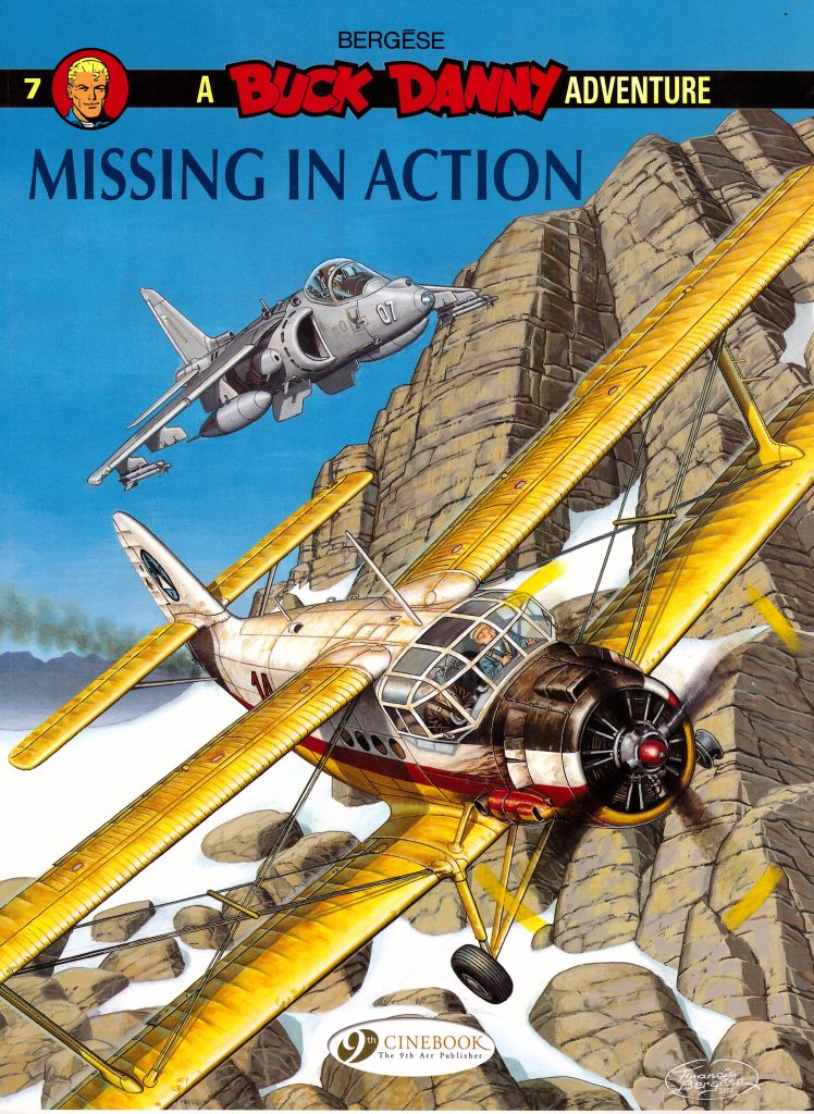 Buck Danny: Missing in Action