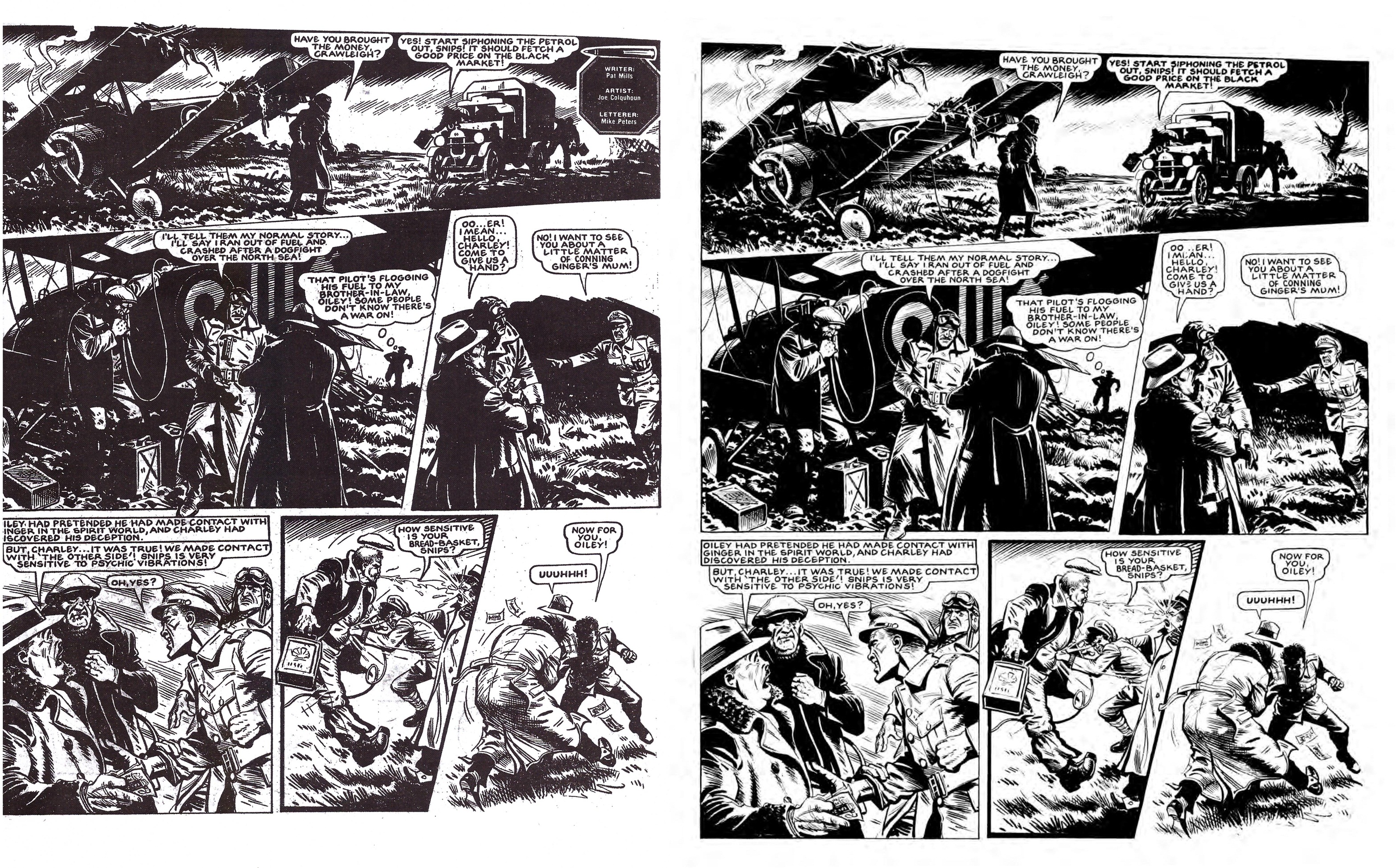 Charley's War Definitive Volume 2 Brothers in Arms review